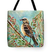 Berry Picking Time Tote Bag