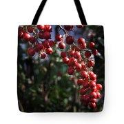 Berry Tree Tote Bag