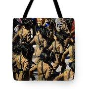 Bersaglieri - Italian Army Tote Bag