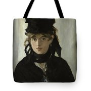 Berthe Morisot With A Bouquet Of Violets Tote Bag