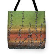 Beside Still Waters Tote Bag