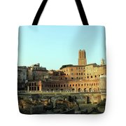 Beside The Road Tote Bag