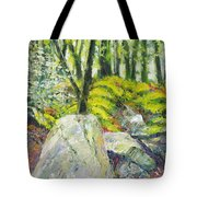 Beside The Routeburn Tote Bag
