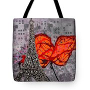 Beside You All The Way Tote Bag
