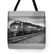 Bessemer And Lake Erie F7s Tote Bag