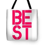 Best-1 Tote Bag
