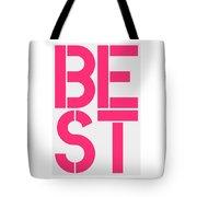 Best-3 Tote Bag