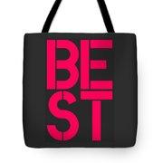 Best-8 Tote Bag
