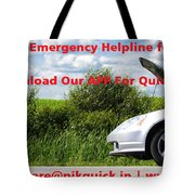 Best And Affordable Car Services Company. Tote Bag