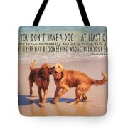 Best Buds Quote Tote Bag