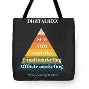 Best Digital Marketing Institute In Ameerpet Hyderabad Tote Bag