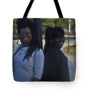 Best Friends 8 Tote Bag