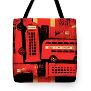 Best Of Britain Tote Bag