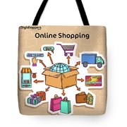 Best Online Shopping Site In Delhi Ncr Tote Bag