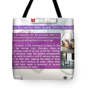 Best Quality Office Chair Suppliers In Uae Tote Bag
