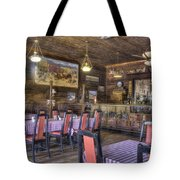 Best Resturant In Town Tote Bag