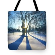 Bet On The Blues Tote Bag