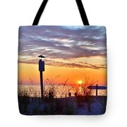Sunrise In Paradise 2 Tote Bag