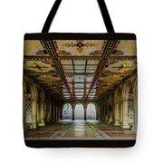 Bethesda Terrace Arcade 3 Tote Bag