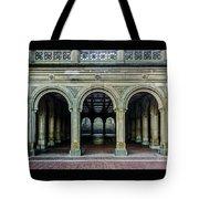 Bethesda Terrace Arcade 4 Tote Bag