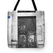 Bethlehem - Aged Door Tote Bag