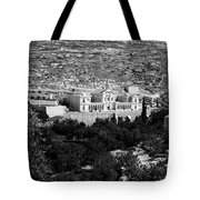 Bethlehem - Artas Convent Year 1900 To 1925 Tote Bag