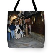 Bethlehem - Grotto Of Nativity 2009 Tote Bag