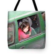Bethlehem - Little Girl Of Bethlehem Tote Bag
