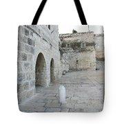 Bethlehem - Manger Square Tote Bag