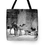 Bethlehem - Nativity Church 1920s Tote Bag