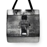 Bethlehem - Nativity Church Before Removal Of The Partition Wall 1918 Tote Bag
