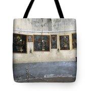 Bethlehem - Nativity Church Paintings Tote Bag
