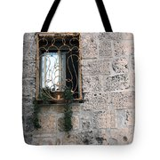 Bethlehem - Nativity Church Window Tote Bag