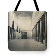 Bethlehem - Nativity Church Year 1867 Tote Bag