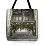 Bethlehem - Nativity Star 1890 Tote Bag