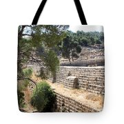 Bethlehem - Solomon's Pools Tote Bag