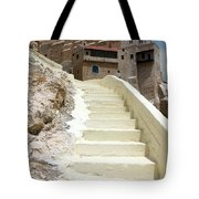 Bethlehem - The Way To Mar Saba Monstary Tote Bag
