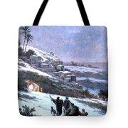 Bethlehem 1893 Tote Bag