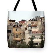 Bethlehem Camp Tote Bag