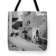 Bethlehem Homes Tote Bag