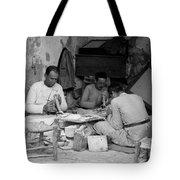 Bethlehem Mother Of Pearl Workers 1934 Tote Bag