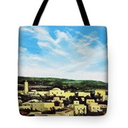 Bethlehem New Day Tote Bag