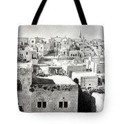 Bethlehem Old Town Tote Bag