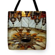 Bethlehem Star Tote Bag
