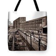 Bethlehem Steel Number Two Machine Shop Tote Bag