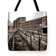 Bethlehem Steel Number Two Machine Shop Tote Bag