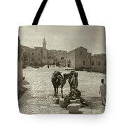 Bethlehem: Street, C1911 Tote Bag