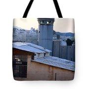 Bethlehem Watchtower Tote Bag