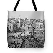 Bethlehem Year 1890 Tote Bag