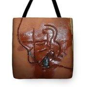 Betrayal - Tile Tote Bag